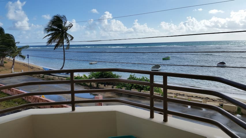 Ocean View, Beach front Luquillo Beach - Luquillo - Appartement