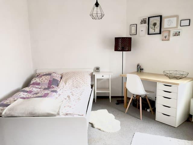 Quiet little apartment in Wiesbaden city - Wiesbaden - Huoneisto