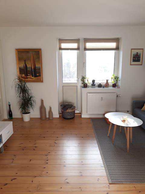Nice, beautiful, central, 2 rooms