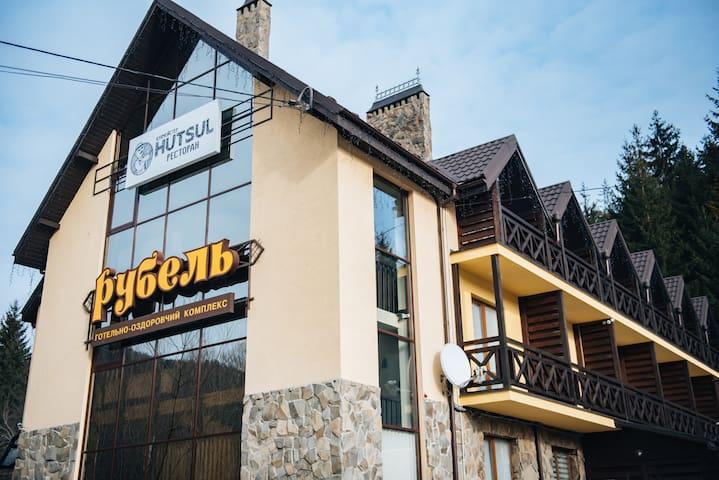 Отель Рубель, Яремче