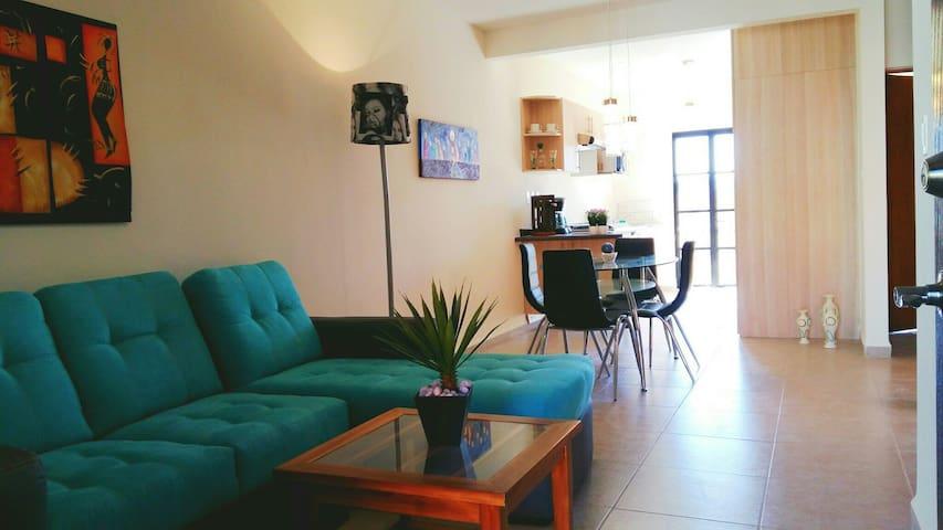Depa c/Roofgarden SanMiguel Allende - San Miguel de Allende - Byt