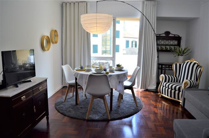 Madeira, Funchal, Apartament