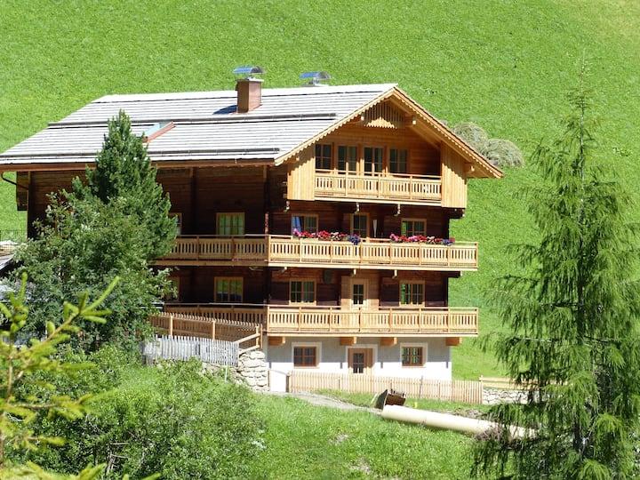 Chalet Alblerhof Apartment Oberstadl