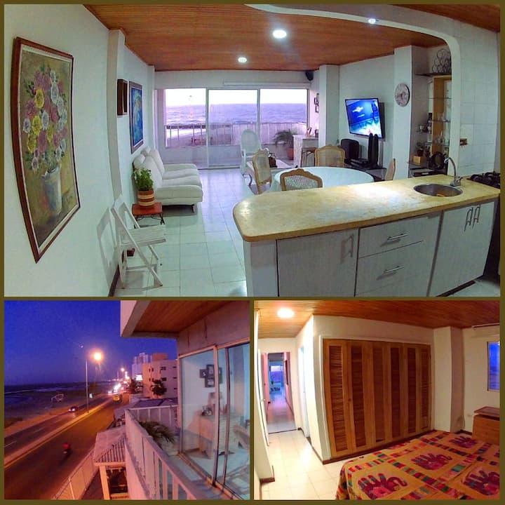 Habitacion Privada frente al mar