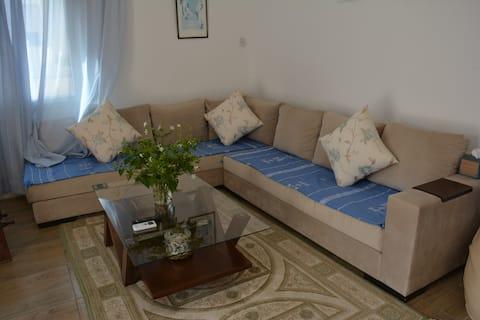 Mountainside Villa Floor—ideal location