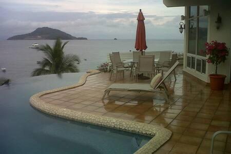 Casa frente al mar con infinity pool y jacuzzi. - Taboga Island - House