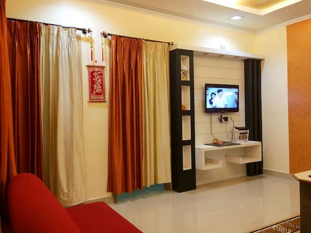 Family suite Room Near Puri Beach - Puri, Odisha, IN - Apartment