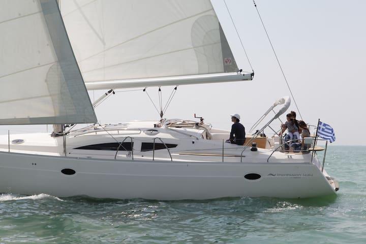 """""""EVA"""" Sailing Yacht"""