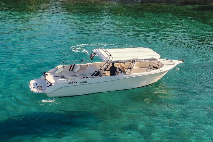 Enzo 35 - Luxury Speed Boat - Private Tours - Hvar