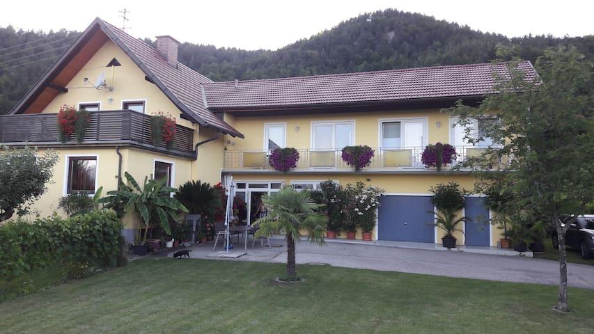 Ferienwohnung 3  Skant Turnersee