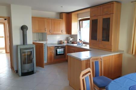 Möblierte 4 Zimmer EG 81,5 m2 Wohnung in Kissing