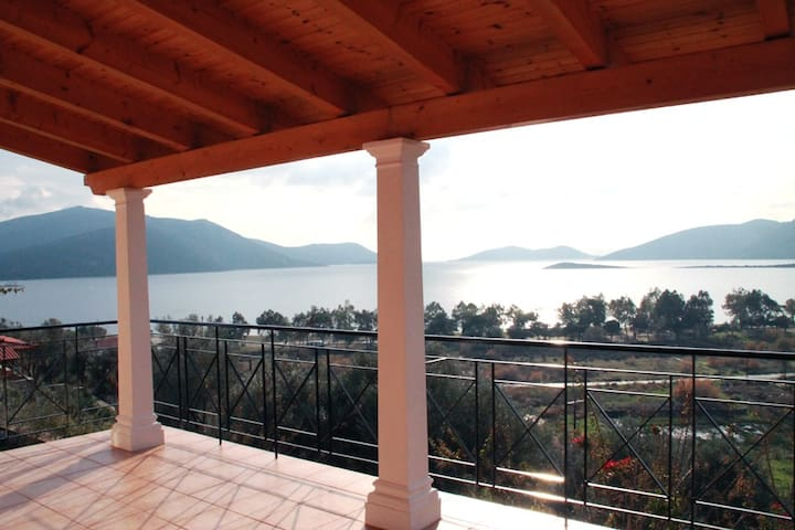 Beach Front Property in Evia - Agios Dimitrios