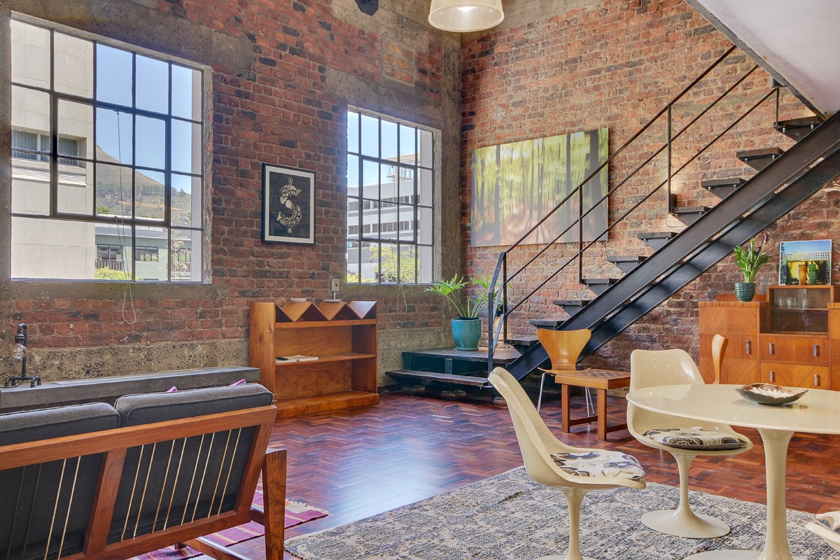 New York Style Loft Apartment 7   Lofts For Rent In Cape Town, Western  Cape, South Africa