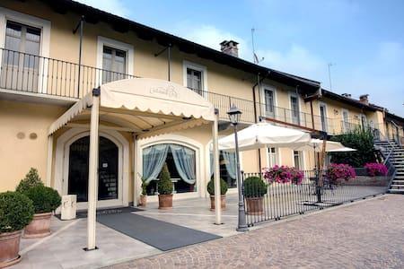 Stanze di charme...accoglienti con ogni comfort - Venaria Reale - Hotel butik