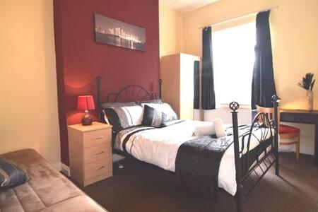 City Centre Family Room U7 - West Midlands - 宾馆