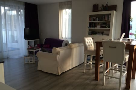 Bright and modern  2bedroom apartment - Amsterdam - Lejlighed