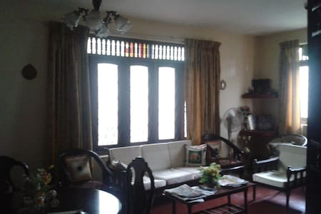 Homestay in Kandy. - Hus