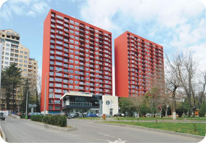 M2 appartment