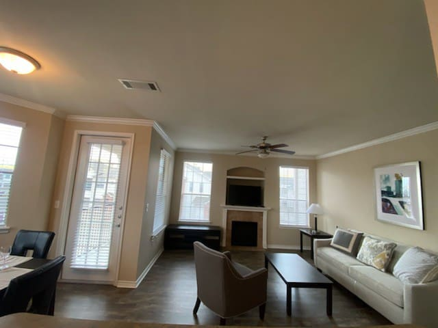 Two bedroom Fully Furnished and Great Location