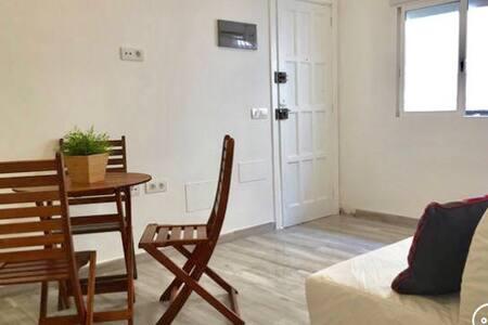 Apt centrico con fácil acceso a la playa - Candelaria - 公寓