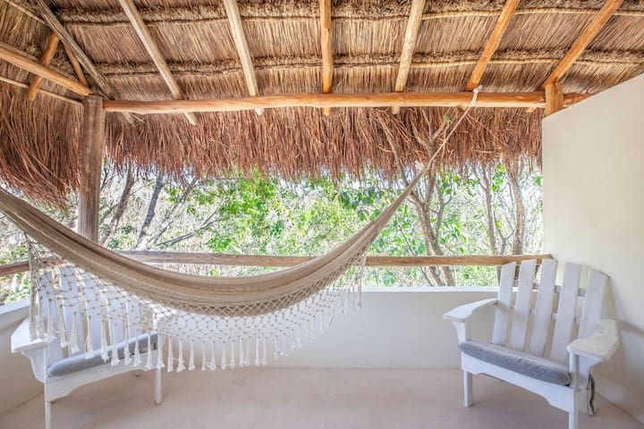 Beautiful Loft in downtown Tulum Casa de la Luz 05