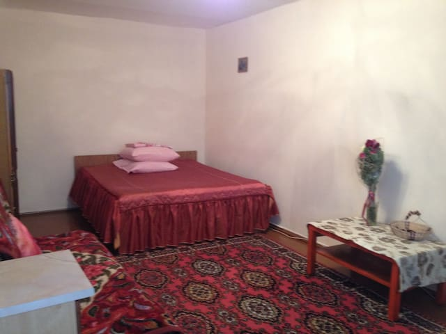 1-комнатная квартира в центре город