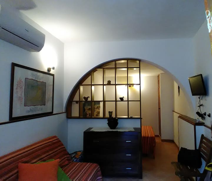 Noemi's little house in the heart of the city