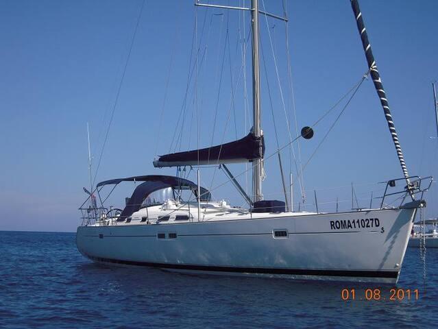 Ischia in barca a vela - Ischia - Barco