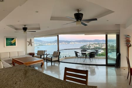Departamento Great view Acapulco