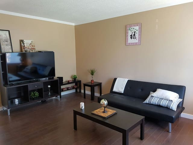 CLEAN, PRIVATE 4BR+2BA, BY DOWNTOWN