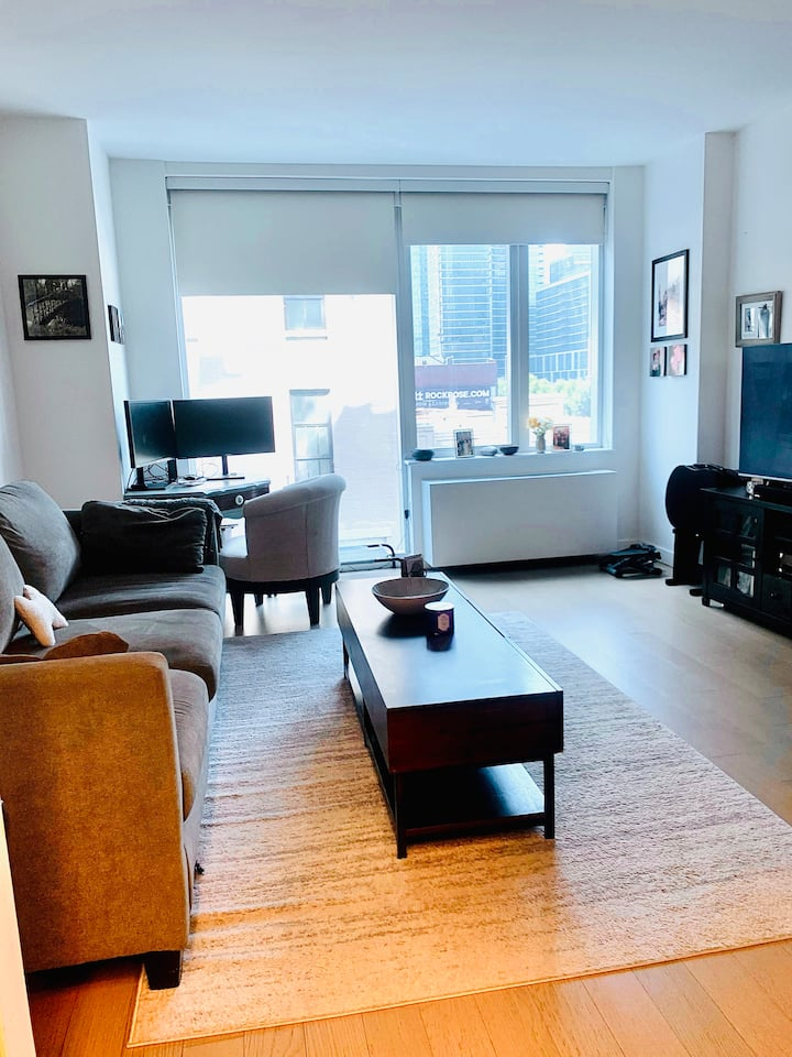 LIC Luxury 1 BR, minutes from BK & Manhattan