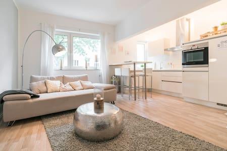 Pretty Apartment - located centrally & near a park - Düsseldorf - Appartement