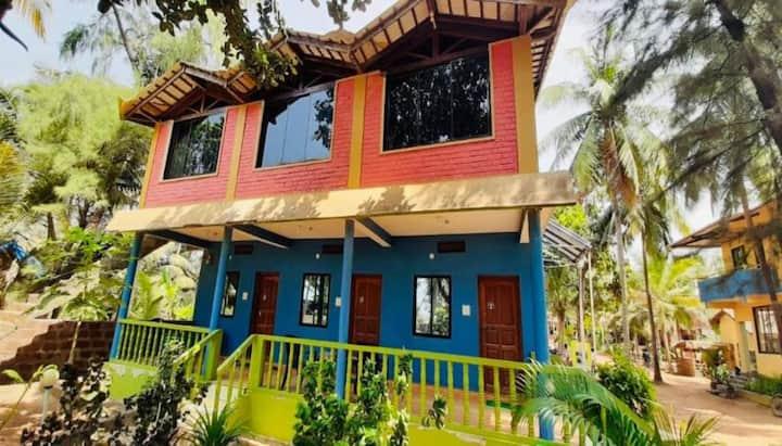 Standard Non AC Room @ Deva Samudra Beach