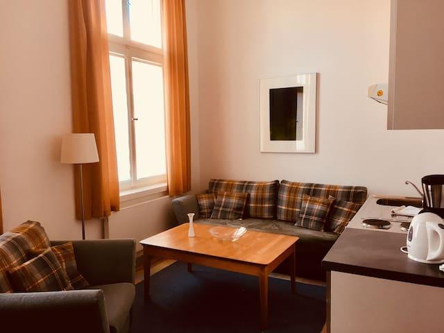 Stadtappartement Lichtblick 2.19