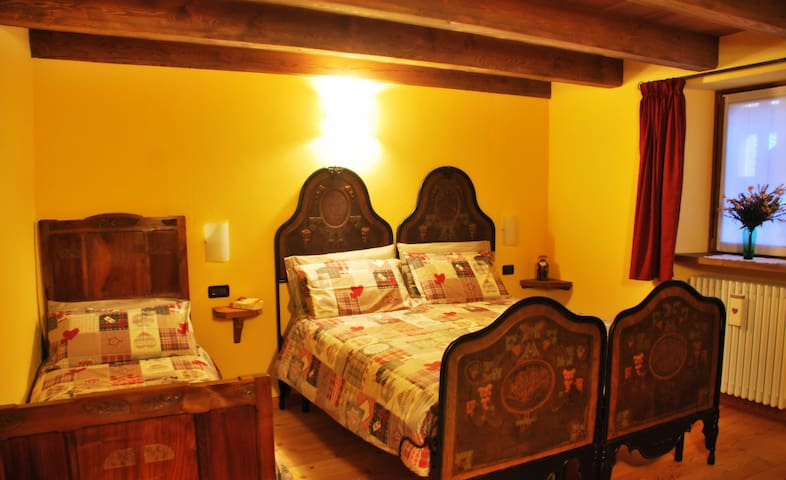 Le Mie Radici Bed and breakfast - Failungo - Penzion (B&B)