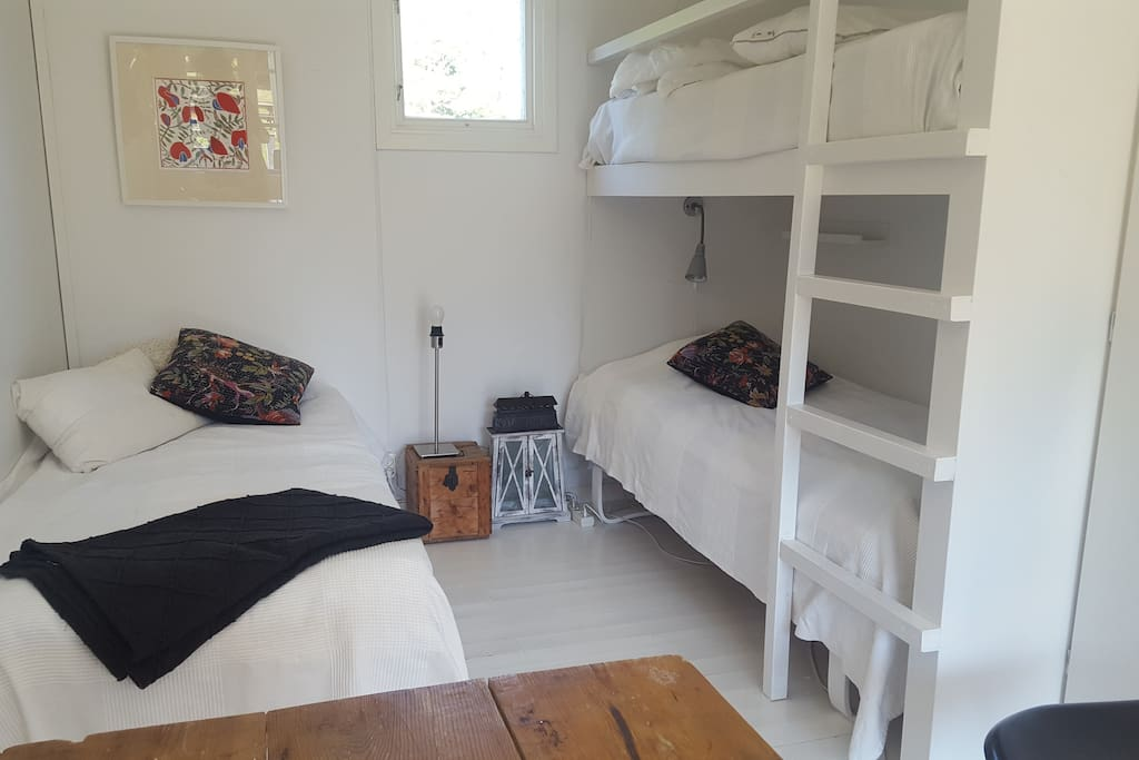 3 sängar (bäddmadrass) 90×200