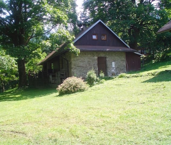 Morávka cottage