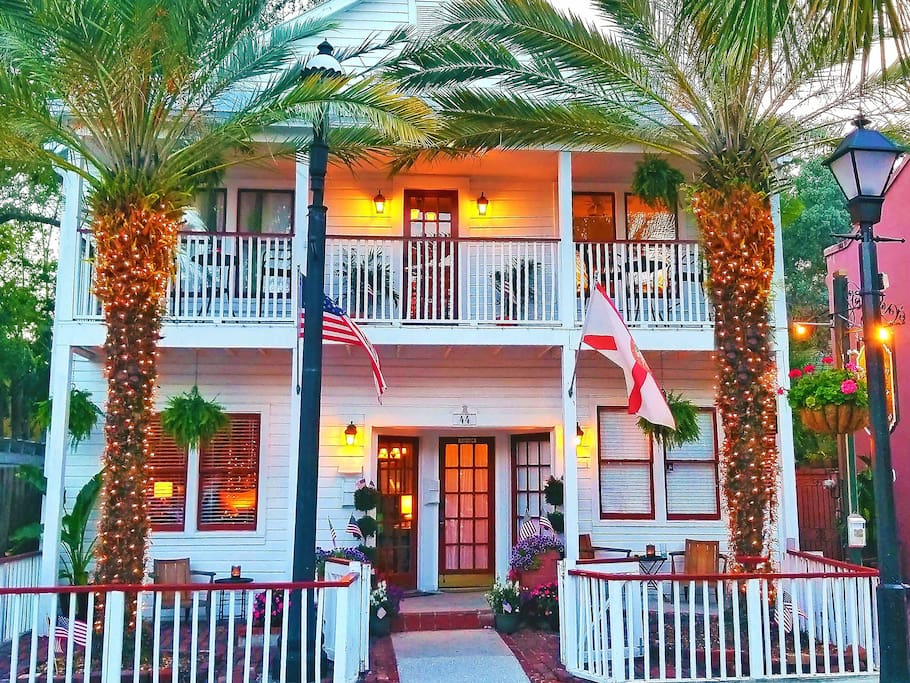 Comfortable Affordable W Best Location In Town Boutique Hotels For Rent In St Augustine
