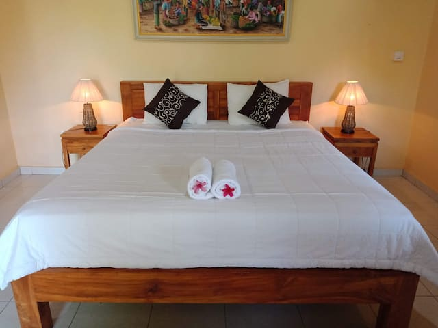 Patra Homestay- Ubud Center!!