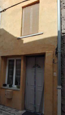 Maison de village toutes commodités - Montlaur - Apartment