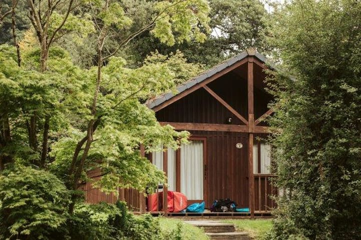 Gateway to Cornwall - lodges near Bude