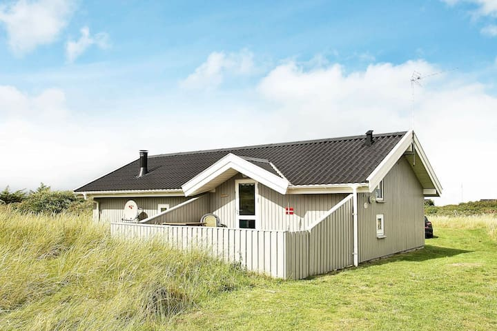 Luxurious Holiday Home in Lønstrup with Ocean nearby