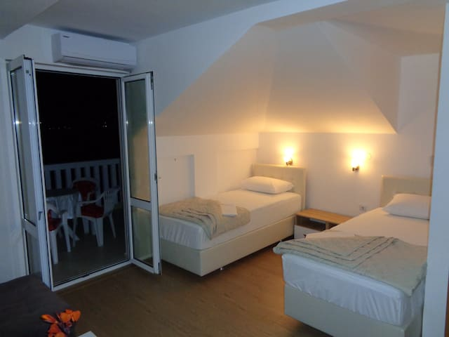 Villa Boka Sunrise - NEW Studio Apartment 43 - Igalo