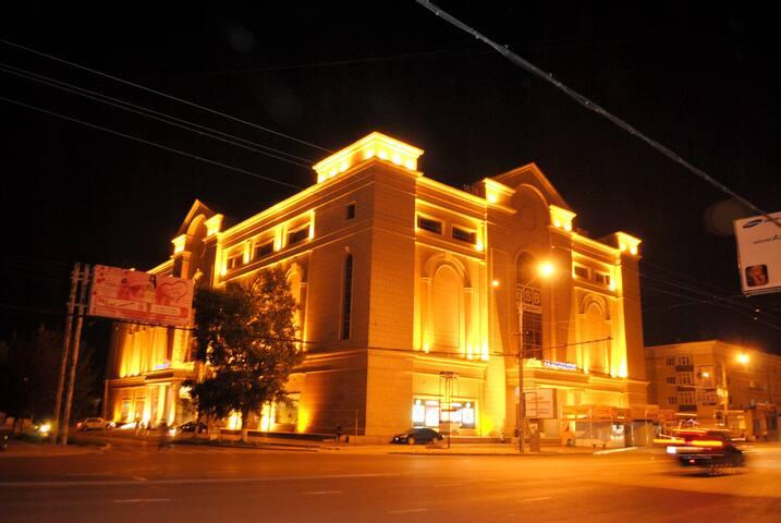 Swona Guest House in heart of Ulaanbaatar