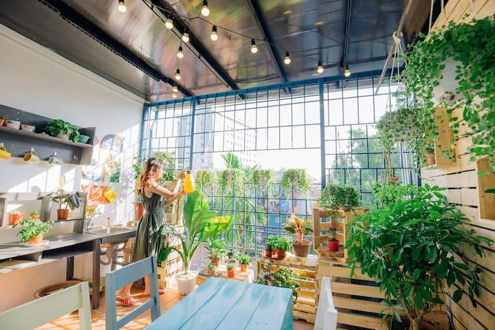 Momento - Rooftop Garden Room - Hanoi - Haus