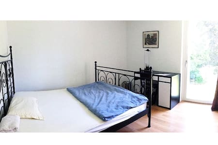 family house in quiet &green suburb - Wädenswil - Apartament