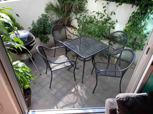 Master bedroom in Chapultepec-Condesa-roma