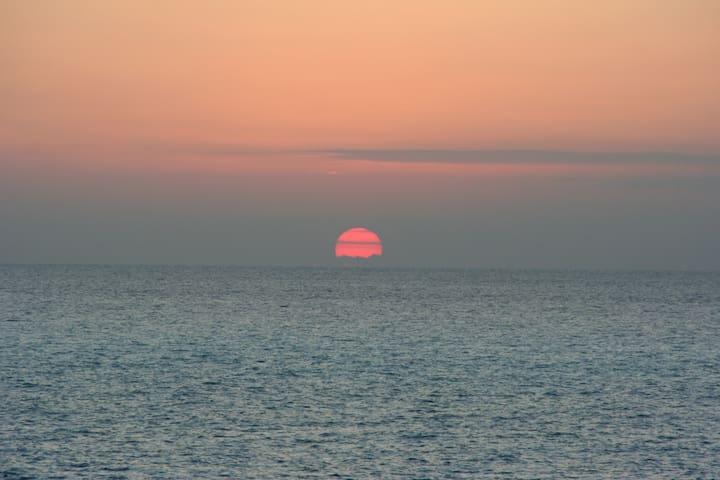 Balcony Beach Room-Sunrise & Sunsets in Bimini - Port Royal - Dom