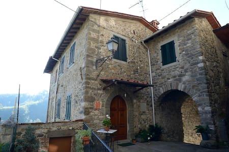 Casa in Mediavalle Garfagnana (lucca) - Gioviano
