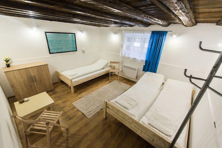 """BestRest's """"Room for 3"""" - Plovdiv - Casa"""